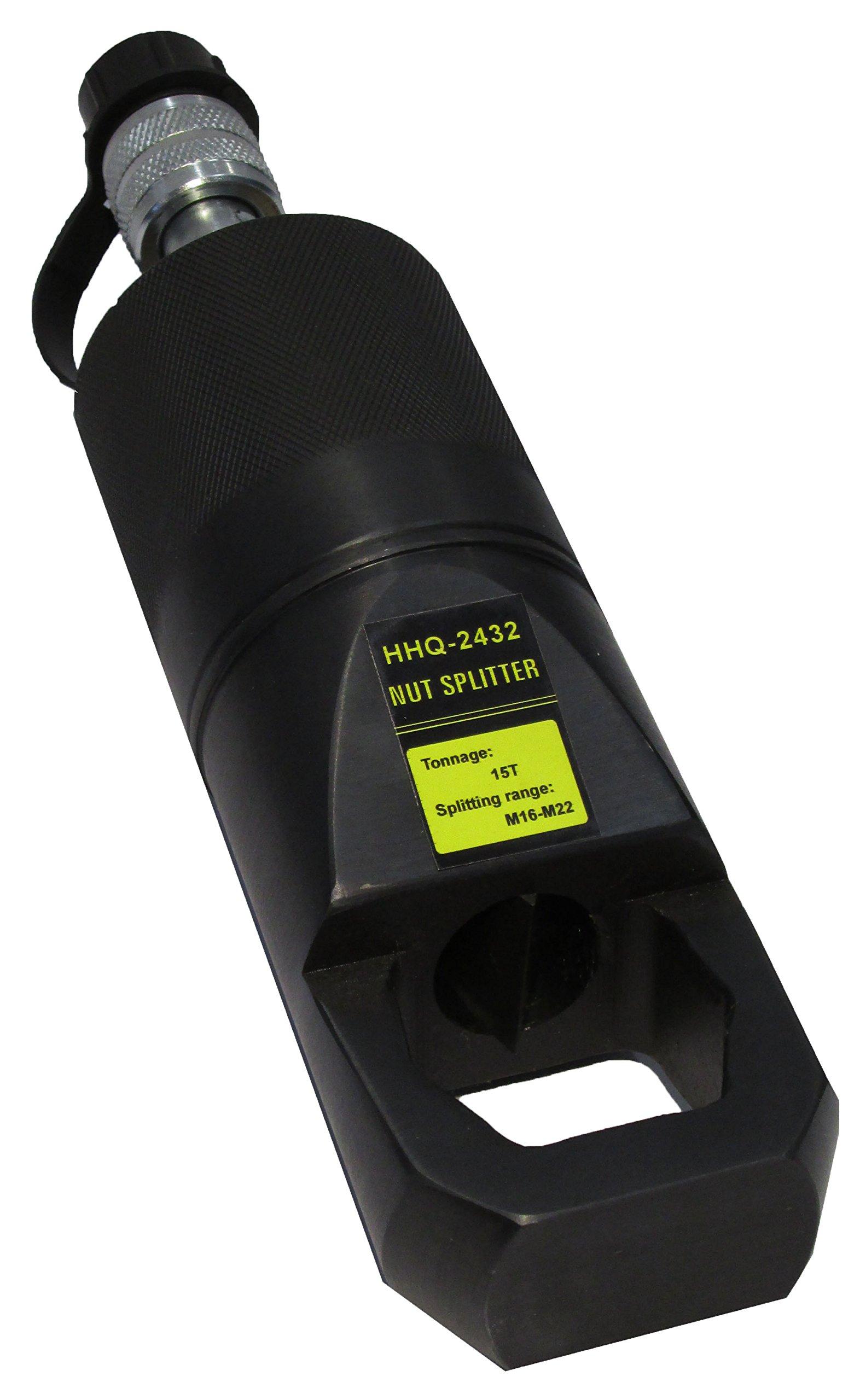 Hydraulic Nut Cutter Head 5/8'' - 7/8'' Q-2432