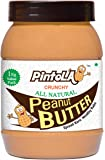 All Natural Peanut Butter 1 KG Value Pack (Crunchy)