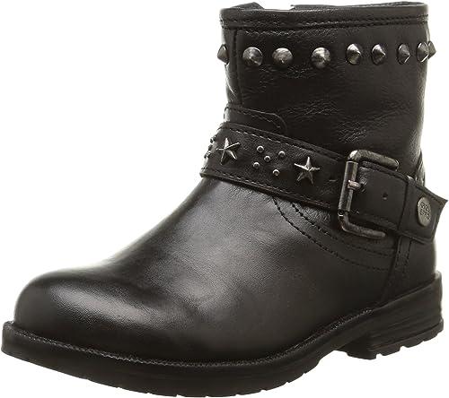 Gioseppo Halton Botas para niñas, Color Negro, Talla 25