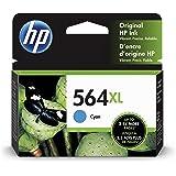 HP 564XL | Ink Cartridge | Cyan | CB323WN