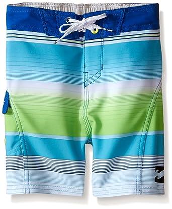fbca519199 Amazon.com: Billabong Boys' All Day Stripe X Stretch Boardshort ...