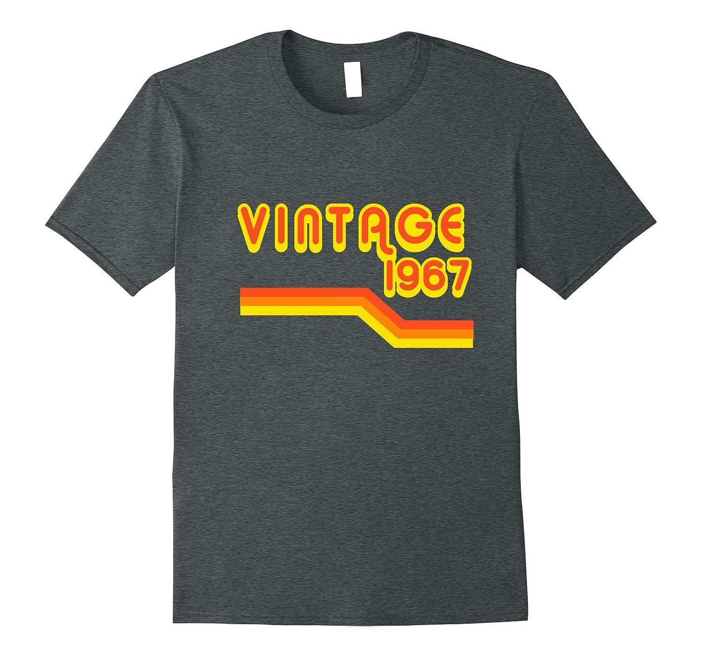681b57d6 1967 Retro Pop Vintage T-Shirt 50 yrs old Bday 50th Birthday-TH ...