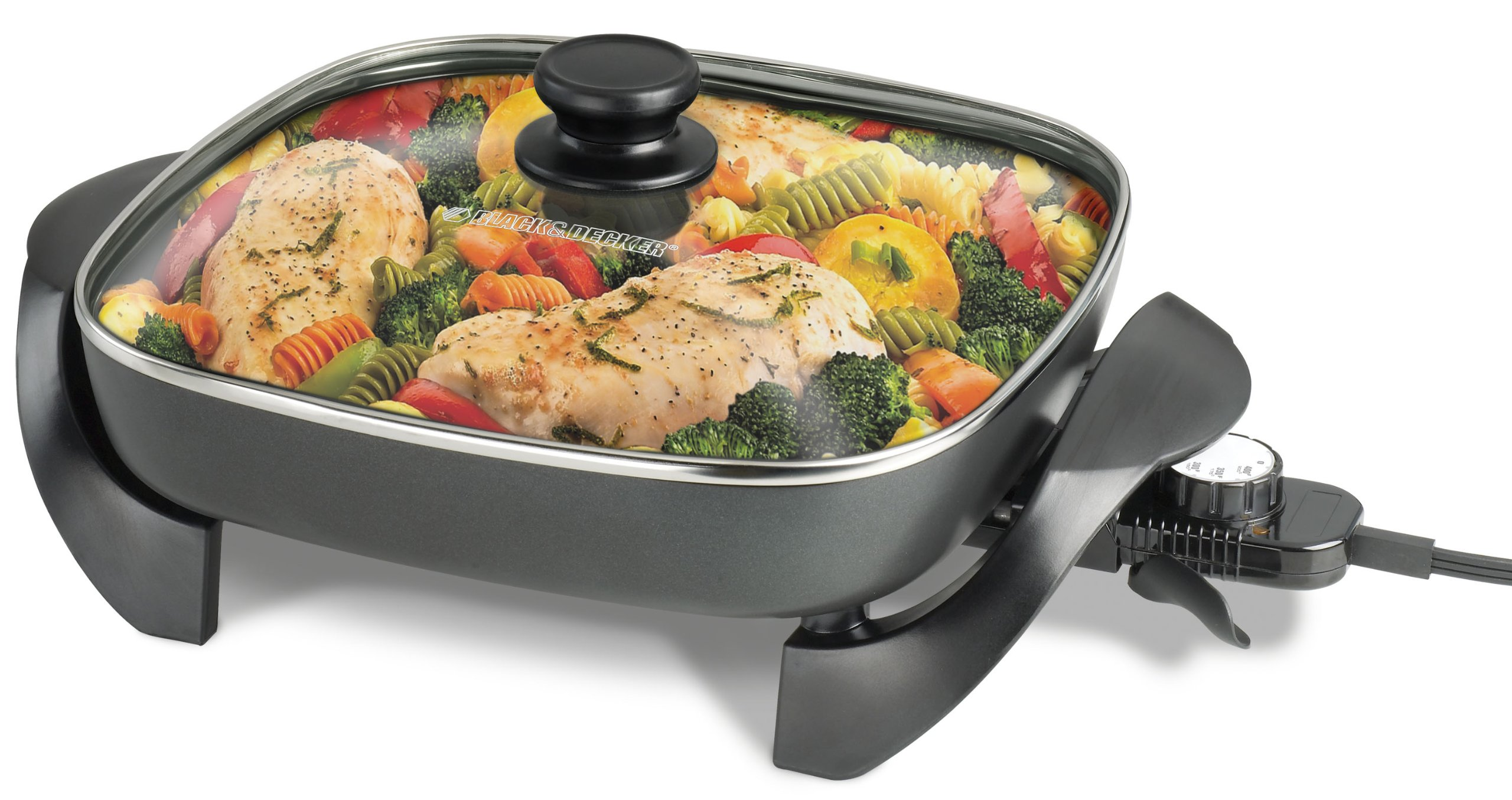 Black & Decker 12-Inch Electric Skillet