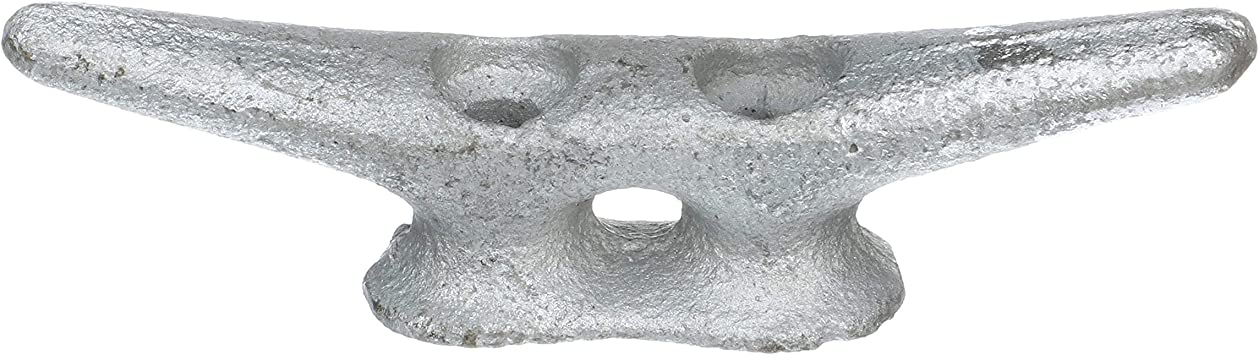 SEACHOICE 30580 Open Base 4-Inch Boat Dock and Anchor Line Cleat