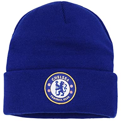 c383e7df Official Football Merchandise Kids Junior Chelsea FC Core Winter Beanie Hat