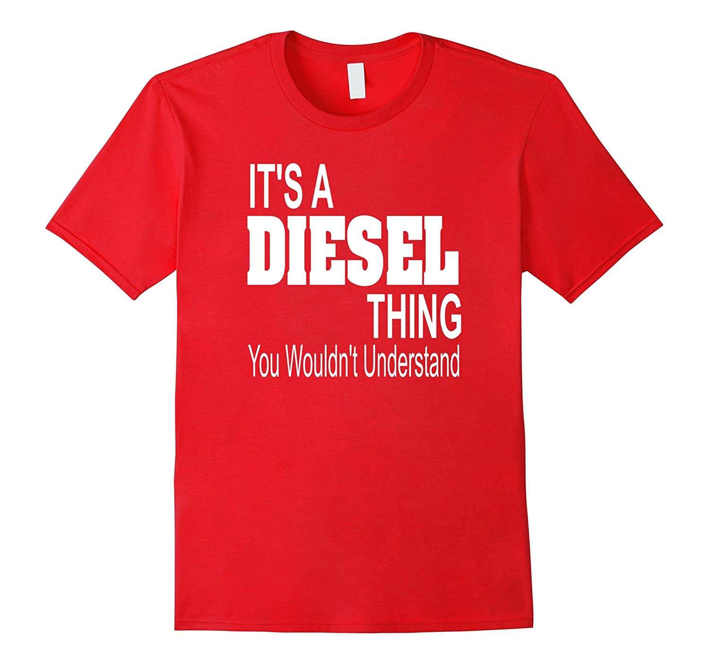Diesel Thing T-Shirt Truck Turbo Brothers Mechanic-BN