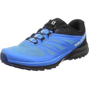 Salomon Sense Pro 2 Trail Running Shoe - Men's Indigo Bunting/Black/Snorkel Blue 10.5