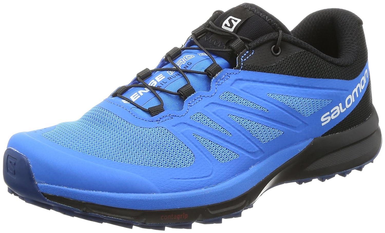 Salomon Sense Pro 2, Zapatillas de Trail Running para Hombre 44 2/3 EU|Multicolor (Indigo Bunting/Black/Snorkel Blue 000)