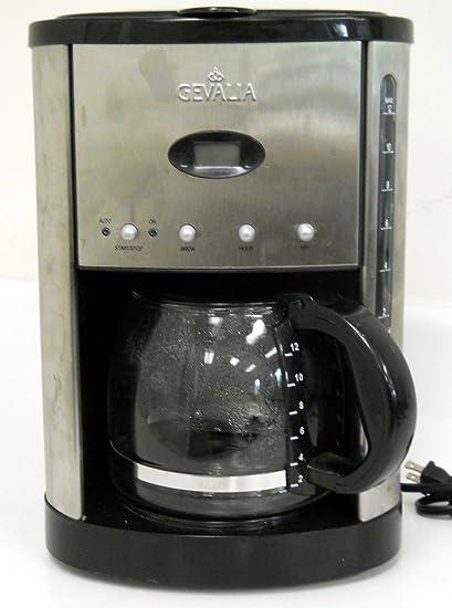 gevalia kaffe coffee maker coffee drinker rh cf jiraygroup com gevalia coffee maker user manual Gevalia Replacement Carafe Cm 500