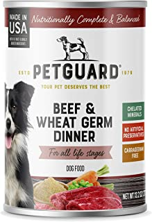 product image for PetGuard All Natural Wet Canned Food for Dogs