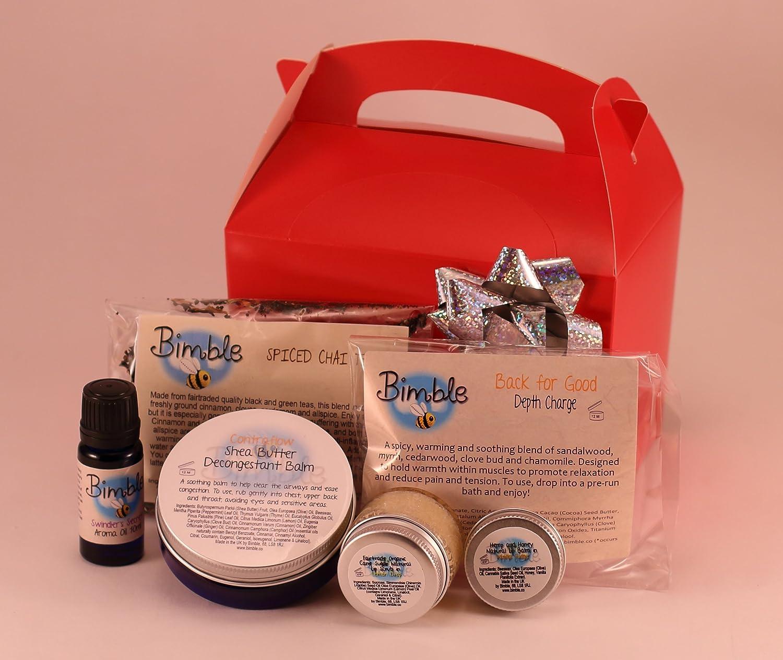 Bimble invierno Kit de supervivencia de caja de regalo: Amazon.es: Salud y cuidado personal