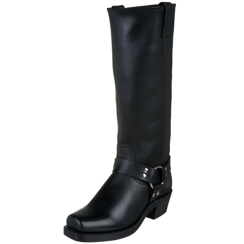FRYE Women's Harness 15R Boot B002F9LZUS 6 B(M) US|Black-77328