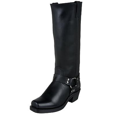 Harness 15R Tall Block Heel Boots 7RuQvBX