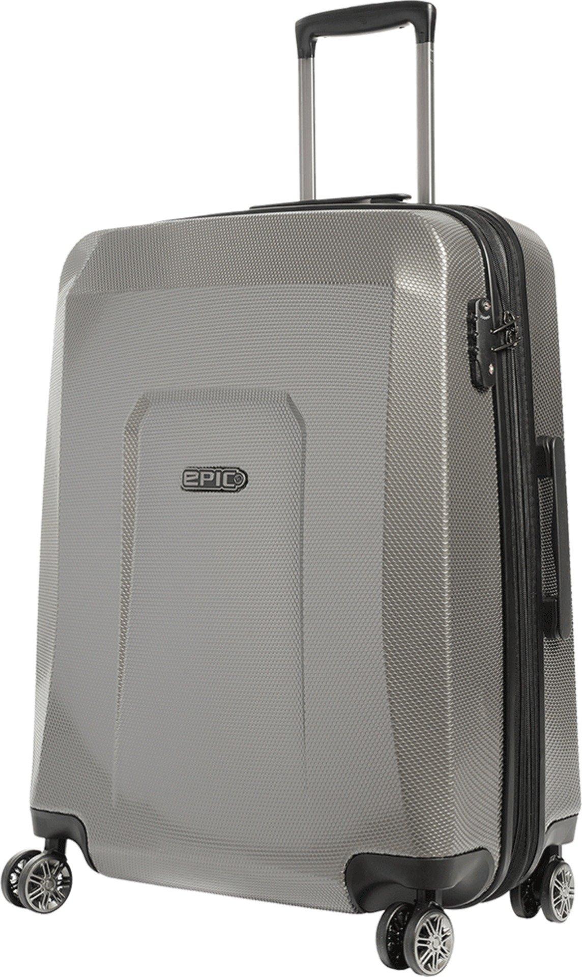 EPIC Travelgear Unisex HDX EX 29'' Trolley Dark Grey Luggage by EPIC Travelgear