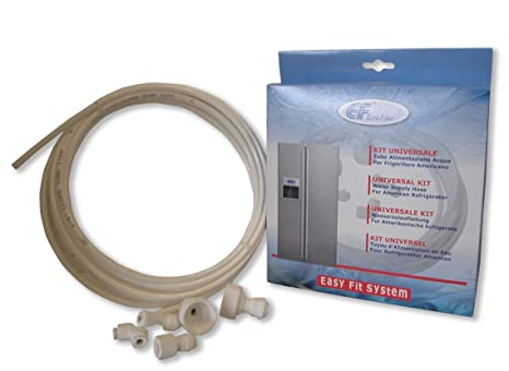 Amerikanischer Kühlschrank Side By Side : Euro filter wasserzulaufleitung us kühlschrank amazon