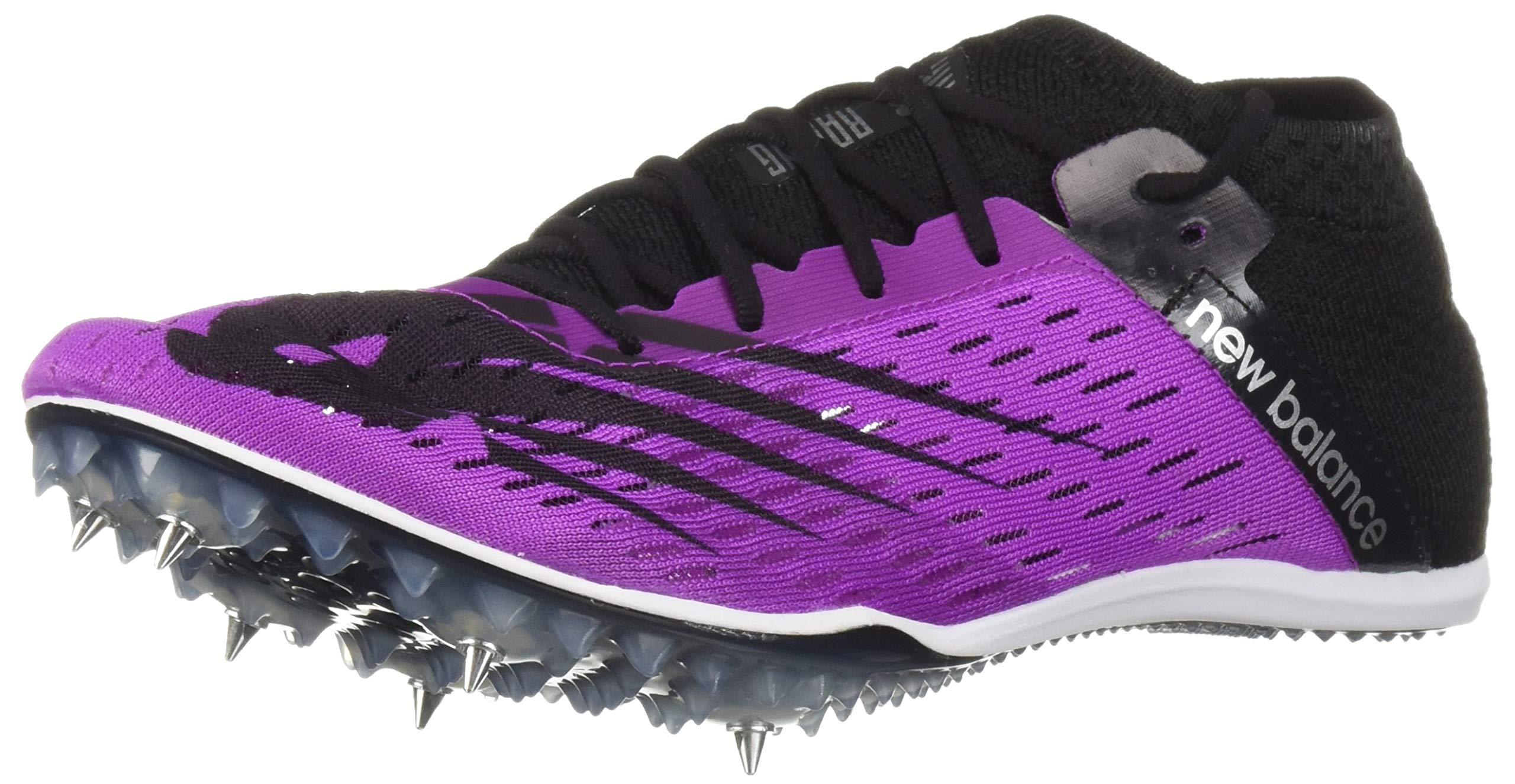 New Balance Women's 800v6 Track Shoe Voltage Violet/Black 8.5 B US by New Balance