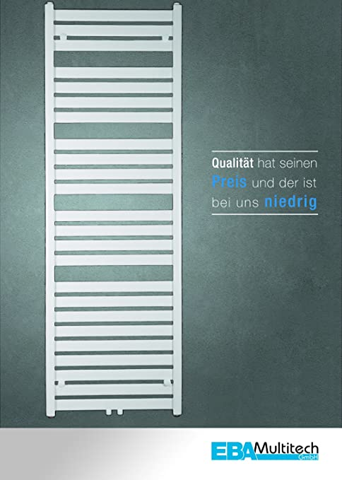 belle qualité design intemporel acheter en ligne Ebamt Radiateur sèche-Serviettes PEX - Neuf: Amazon.fr ...