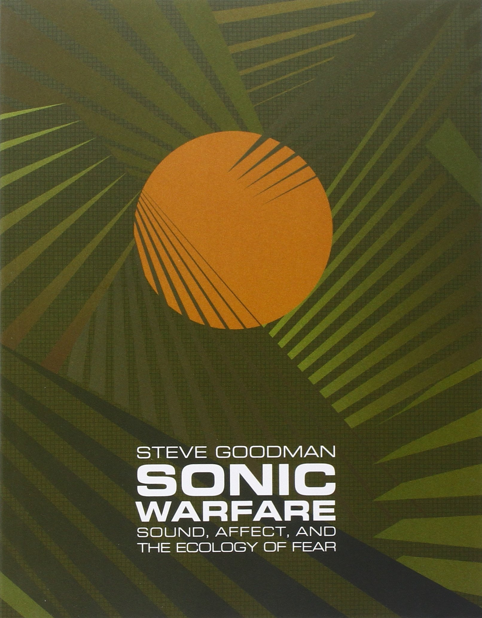 Sonic Warfare: Sound, Affect, And The Ecology Of Fear (technologies Of  Lived Abstraction): Steve Goodman: 9780262517959: Amazon: Books