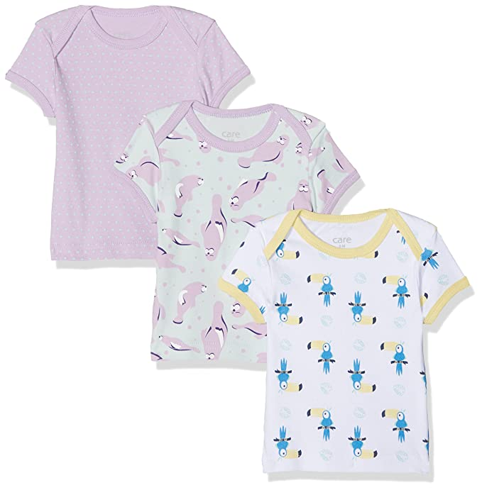 6f459edc8 Care Camiseta Bebé-Niñas