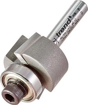 """Trend Router Bit 1//4/"""" shank Bearing Guided Rebate Cutter 13 mm  X 9.5 mm cut"""