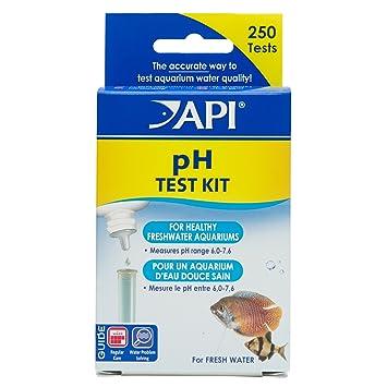 API TEST KIT Individual Aquarium Water Test Kit