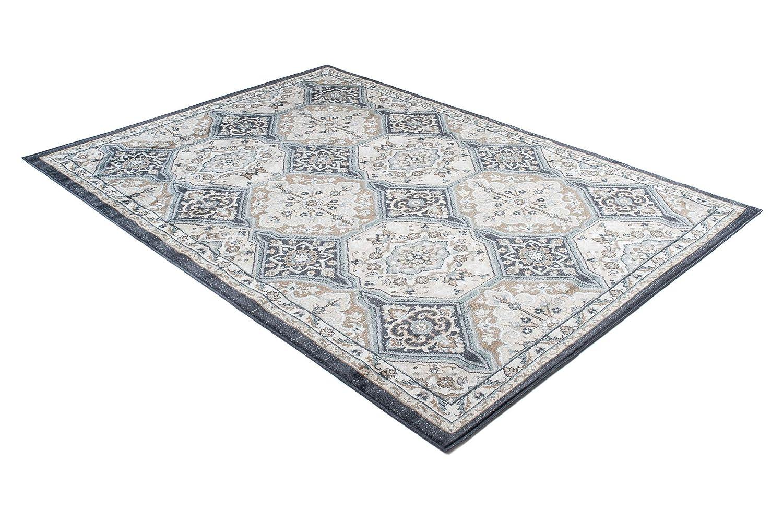 Carpeto Rugs Teppich Orientalisch Rot Wohnzimmer Wohnzimmer Wohnzimmer Esszimmer 140 x 200 cm M B07M8KMMGC Teppiche 35d5e4