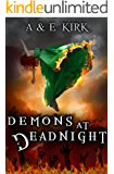 Demons at Deadnight: A Paranormal Urban Fantasy Romance Thriller (Divinicus Nex Chronicles series Book 1)