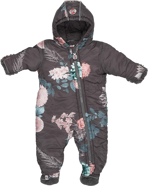 Lodger Schneeanzug Kinder Skianzug Braun 18-24 Monate