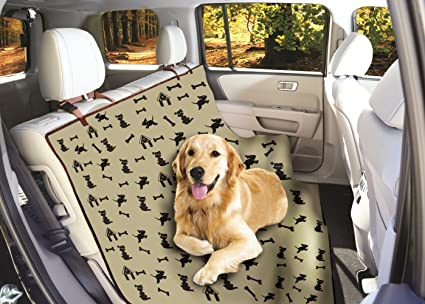 Enjoyable Etna Waterproof Pet Seat Cover By Keep Your Car Or Truck Onthecornerstone Fun Painted Chair Ideas Images Onthecornerstoneorg