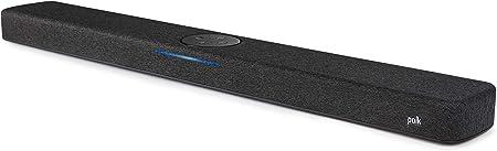 Polk Audio React Heimkino Soundbar Mit Alexa Built In Amazon Multiroom Music Dts Dolby Digital Wlan Bluetooth Hdmi Arc Optischer Eingang Audio Hifi