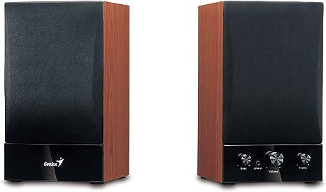 Genius SP-HF 1250B - Altavoces de Ordenador (40 W Amplificador ...