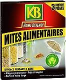 KB Pieges Mites Alimentaires x3