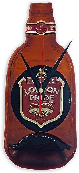 Orologio a forma di bottiglia di London Pride BottleClock