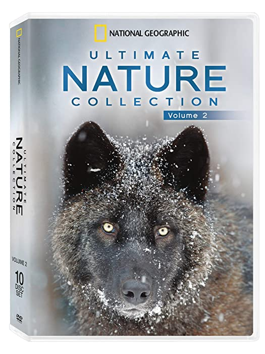 Top 9 National Geographic Ultimate Nature Collection