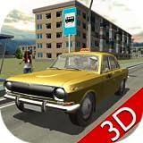 European Taxi Simulator 3D