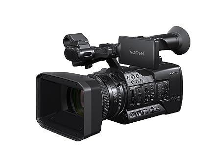 amazon com sony pxwx180 xdcam xavc hd422 hand held camcorder