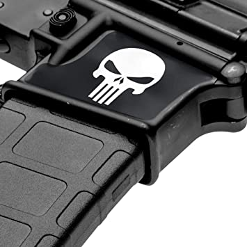 GunSkins Magwell Skin Specialty Vinyl Decal for AR-15/M4 Lower Receivers