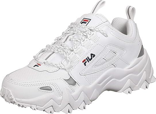 Zapatillas Fila Trail WK Blancas para Mujer: Amazon.es: Zapatos y complementos