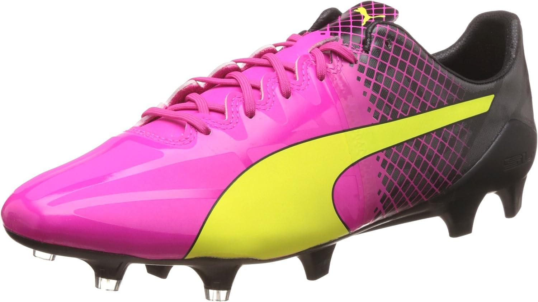 PUMA Men's Evospeed 1.5 Tricks Fg Football Boots Size: 11.5 UK:  Amazon.co.uk: Shoes & Bags