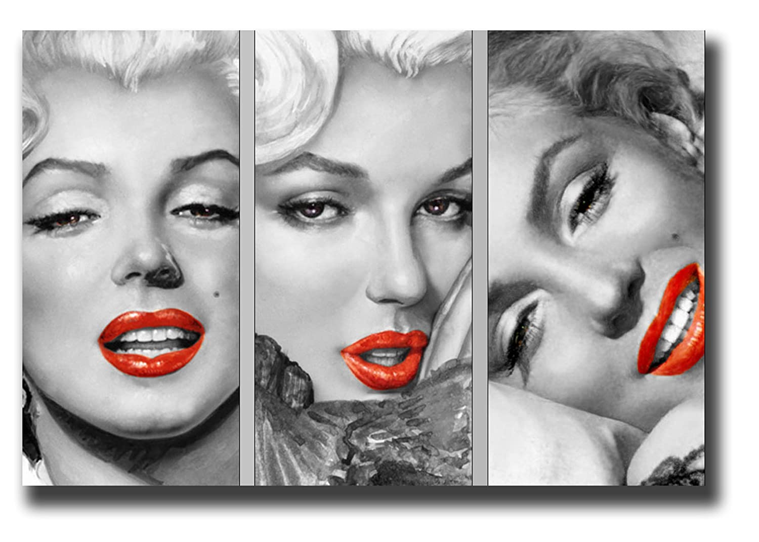Marilyn Monroe pop art style canvas art print picture 20\