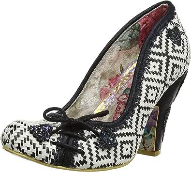 Irregular Choice Flexi Lexi, Zapatos de tacón Cerrados. Mujer