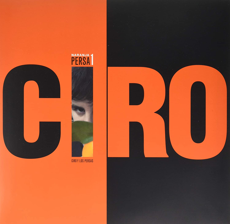 Ciro Y Los Persas Naranja Persa Music