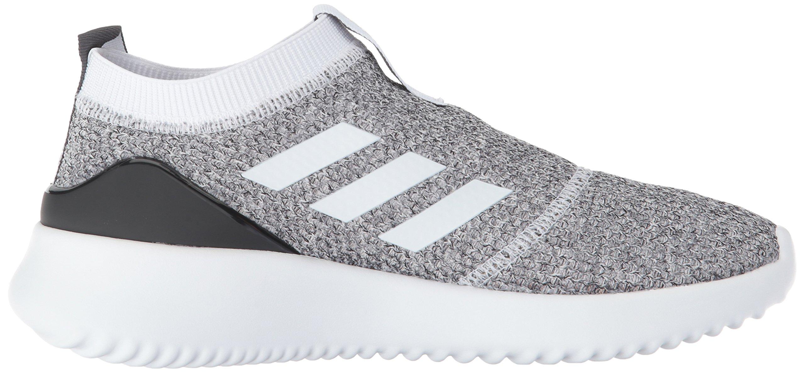 adidas Women's Ultimafusion Running Shoe, White/White/Black, 8 M US by adidas (Image #6)