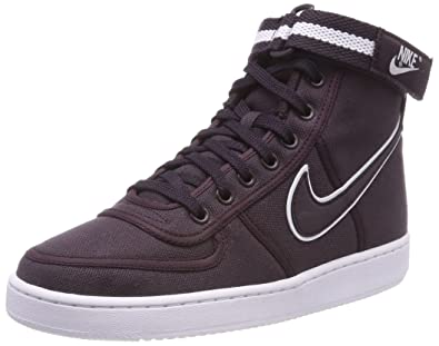 low priced 58548 31305 Nike Mens Vandal High Supreme Basketball Shoes, Red Burgundy AshWhite  600, 7.5