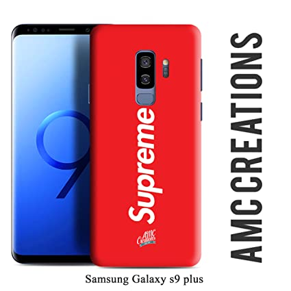 hot sale online 743fc 95727 AMC Creations Supreme Back Cover for Samsung Galaxy S9: Amazon.in ...