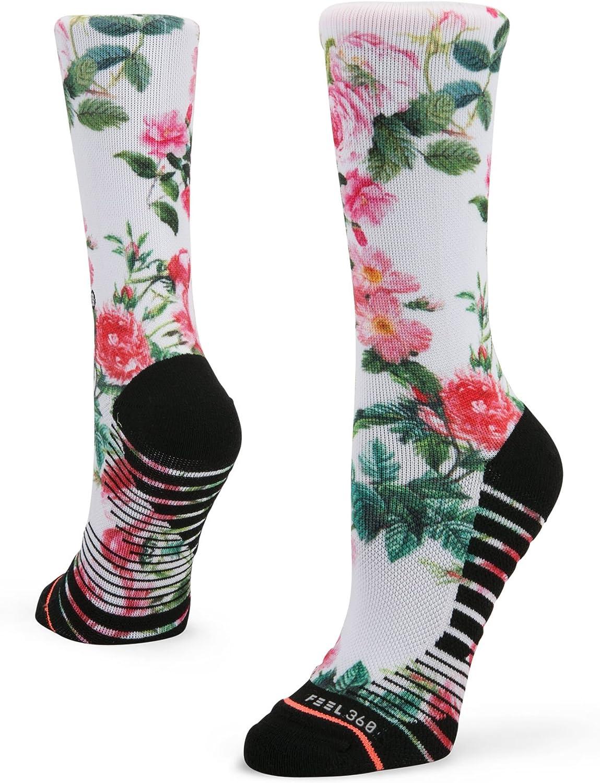 Stance Evergreen White SM Womens Shoe 5-7.5