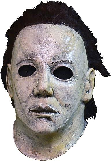 Halloween Rob Zombie Michael Myers Mask Vs Halloween 2020 Michael Myers Mask Amazon.com: Trick or Treat Studios Men's Halloween 6 The Curse Of