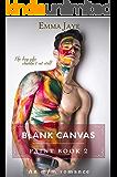 Blank Canvas: m/m romance (Paint Book 2)