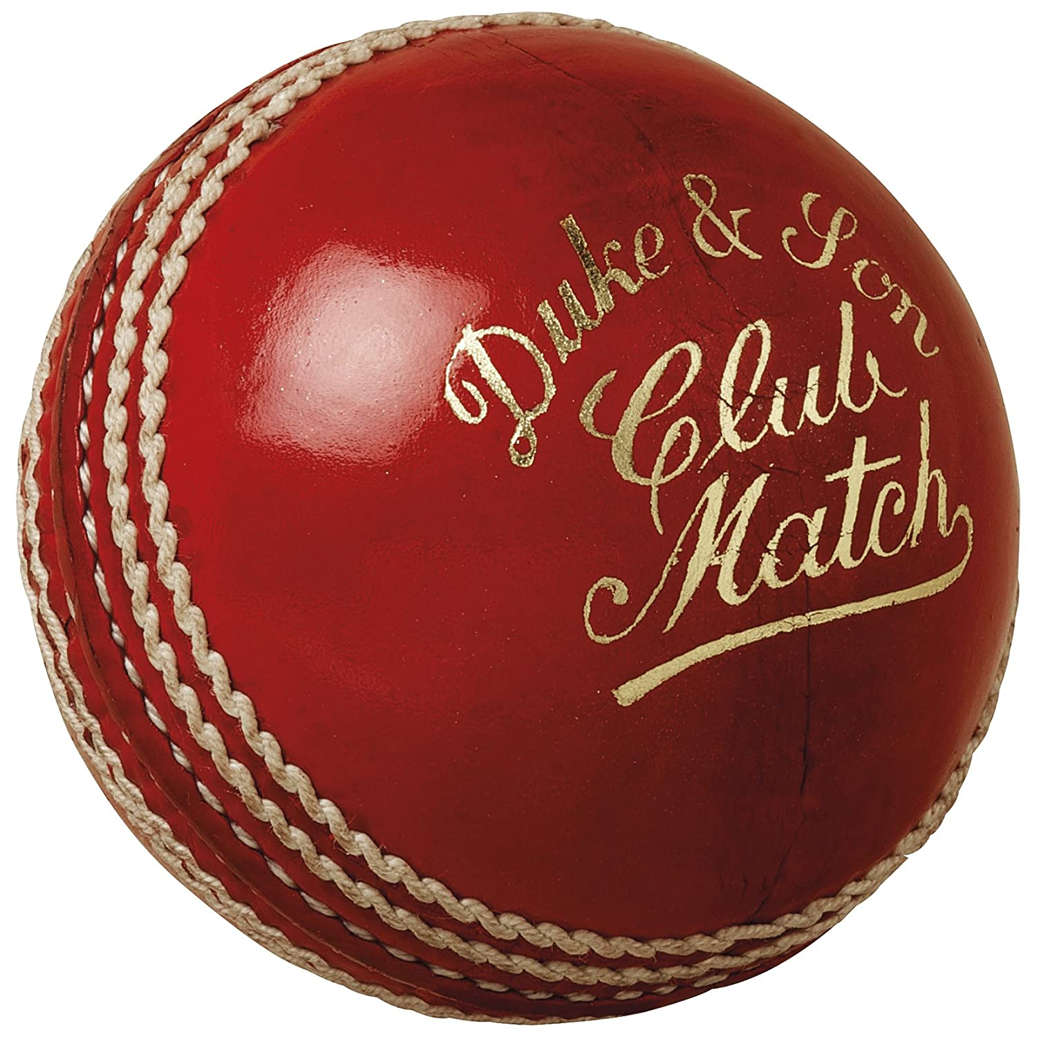 Dukes Club Match Cricket Ball rot