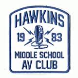 Stranger Things Hawkins Middle School AV Club